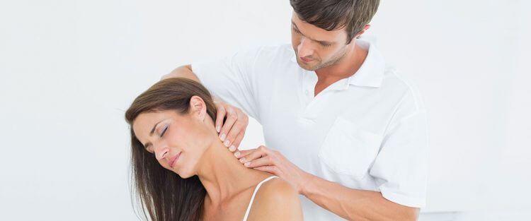 neck pain treatment Physical therapy