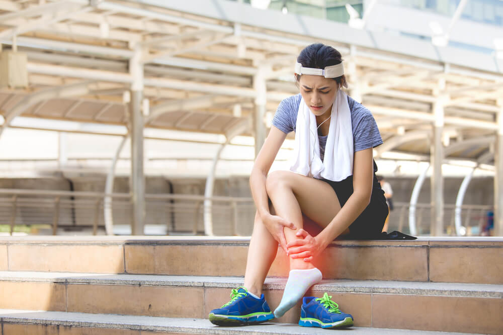 Lower Leg Pain After Running